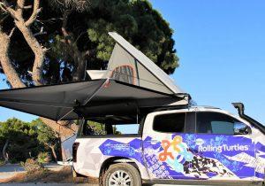 ISUZU-Roof-Tent-Rolling-Turtles-Alucab-4x4-PickUp-Camper-Truck-Off-Road-AutomaticIsuzu-17-1280x1050-low